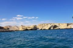 arch rock near Shangri-La's Barr Al Jissah Resort & Spa