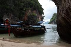 a  beach in phuket (i think)