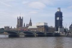 big ben and westminister bridge